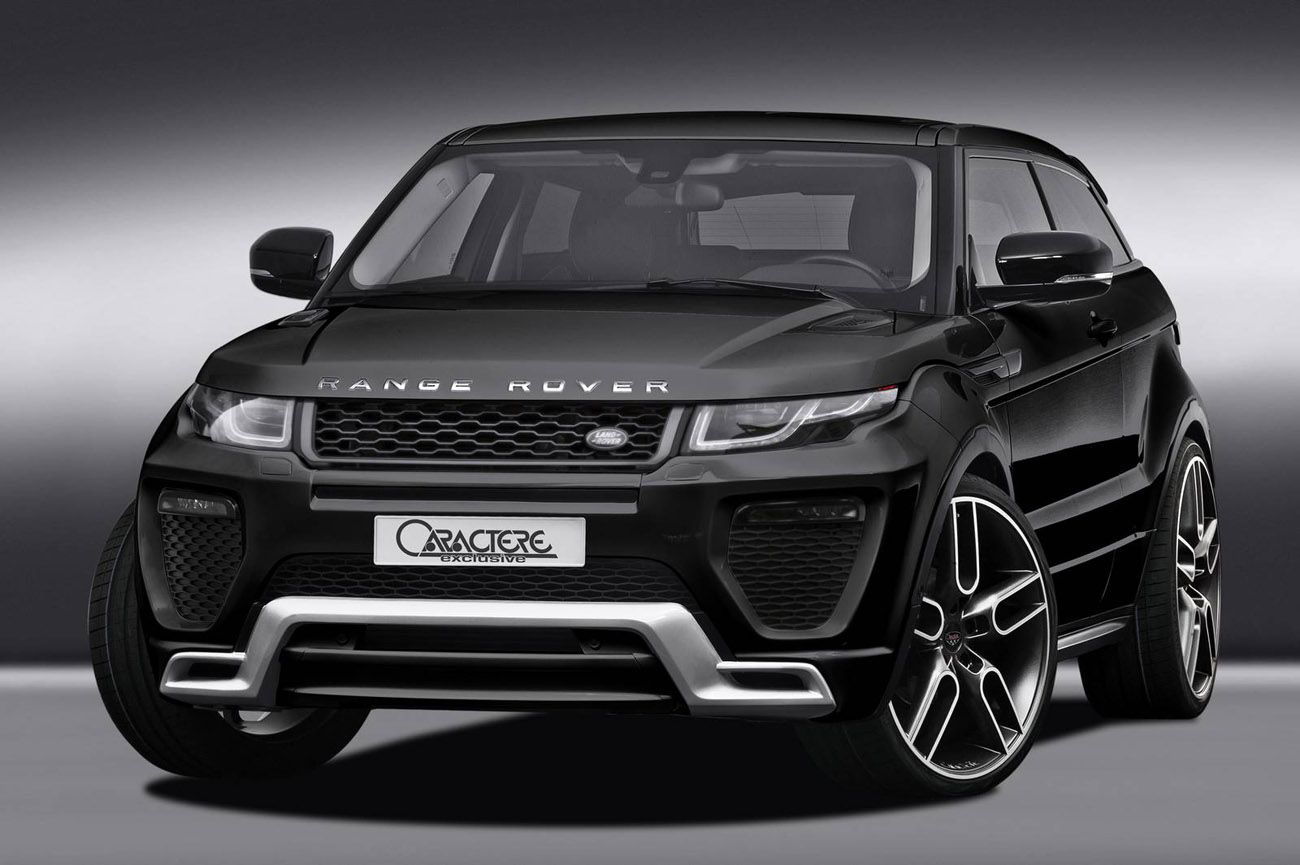 رانج روفر ايفوك بحلة جديدة من كاراكتير اكسكلوزيف موقع ويلز Range Rover Range Rover Evoque Range Rover Sport