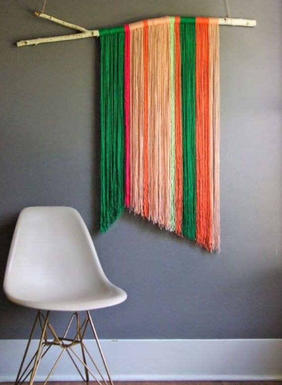 Cool Wall Hangings cool wall hanging | house | pinterest | walls and macramé