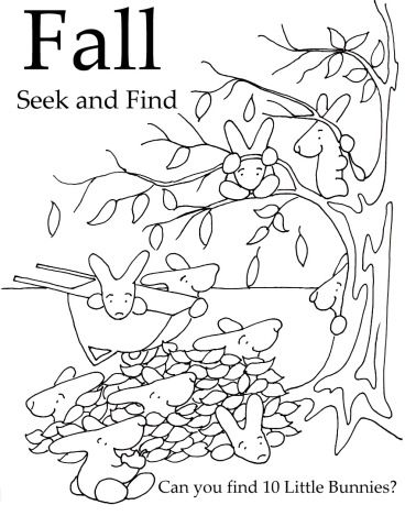 Seek and Finds | Children | Pinterest