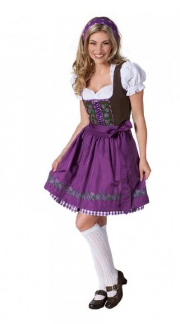 Traje Típico | Dirndl | Pinterest | Dirndl, Dirndl dress and German ...