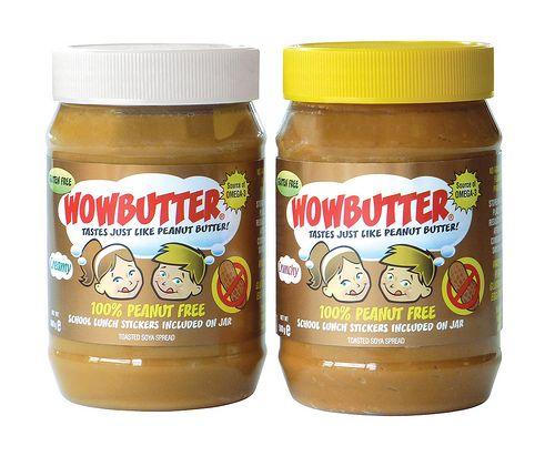 Wowbutter Peanut Free Foods Peanut Free Peanut Butter Food Allergies