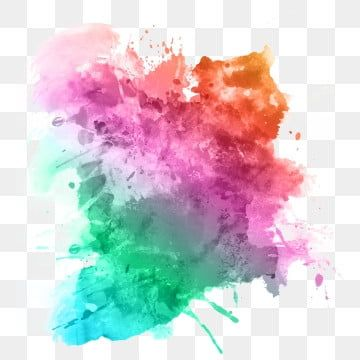 Colorful Gradient Smoke Background Smoke Colorful Png Transparent Clipart Image And Psd File For Free Download Color Splash Effect Colored Smoke Graphic Design Brochure