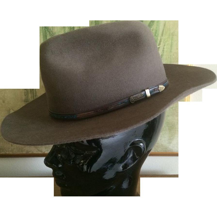 b69bfd479 Iconic Outback Australian Felt Hat by Akubra in 2019 | Hats | Hats ...