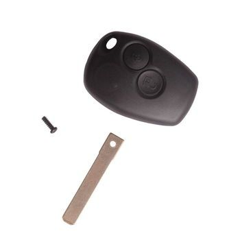 2 Buttons PCB Board (PCF7947) for Renault