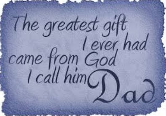 Birthday Wishes For Father In Heaven ~ Birthday quotes for dad in heaven quote dads