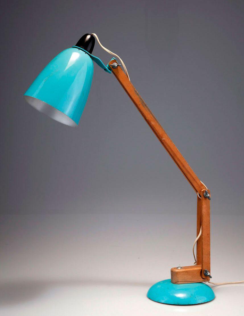 Terence Conran Table Lamp For Habitat Of London 1960 S Disenos De Unas Lamparas Iluminacion