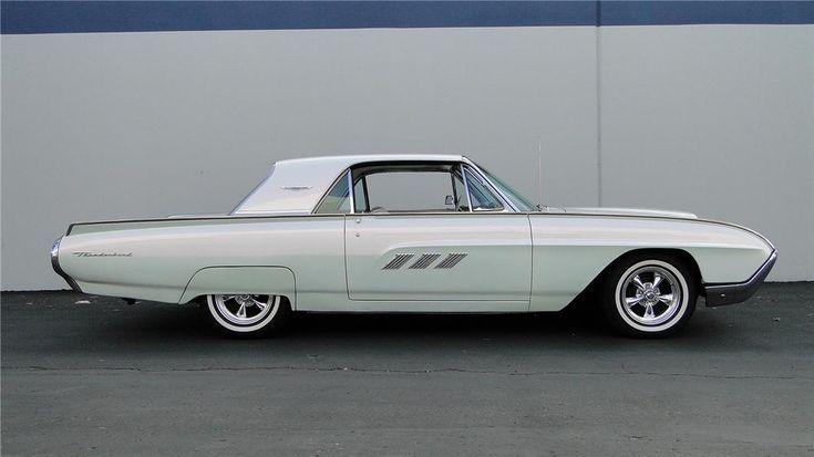 1963 Ford Thunderbird | Barrett-Jackson Lot 388.1 - 1963 FORD THUNDERBIRD CUSTO ... -