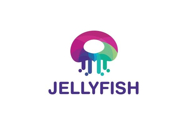 jellyfish logo for sale at strong logos httpwww