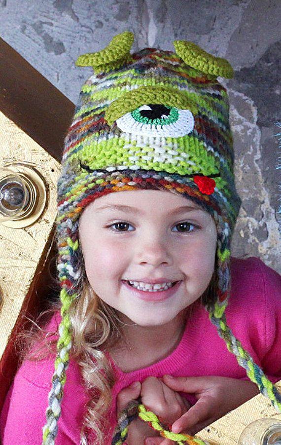 Halloween Hat Kids Toddler Hat Girl Baby Girl Winter Hat Etsy Baby Girl Winter Hats Baby Hat Ears Toddler Hats Girl