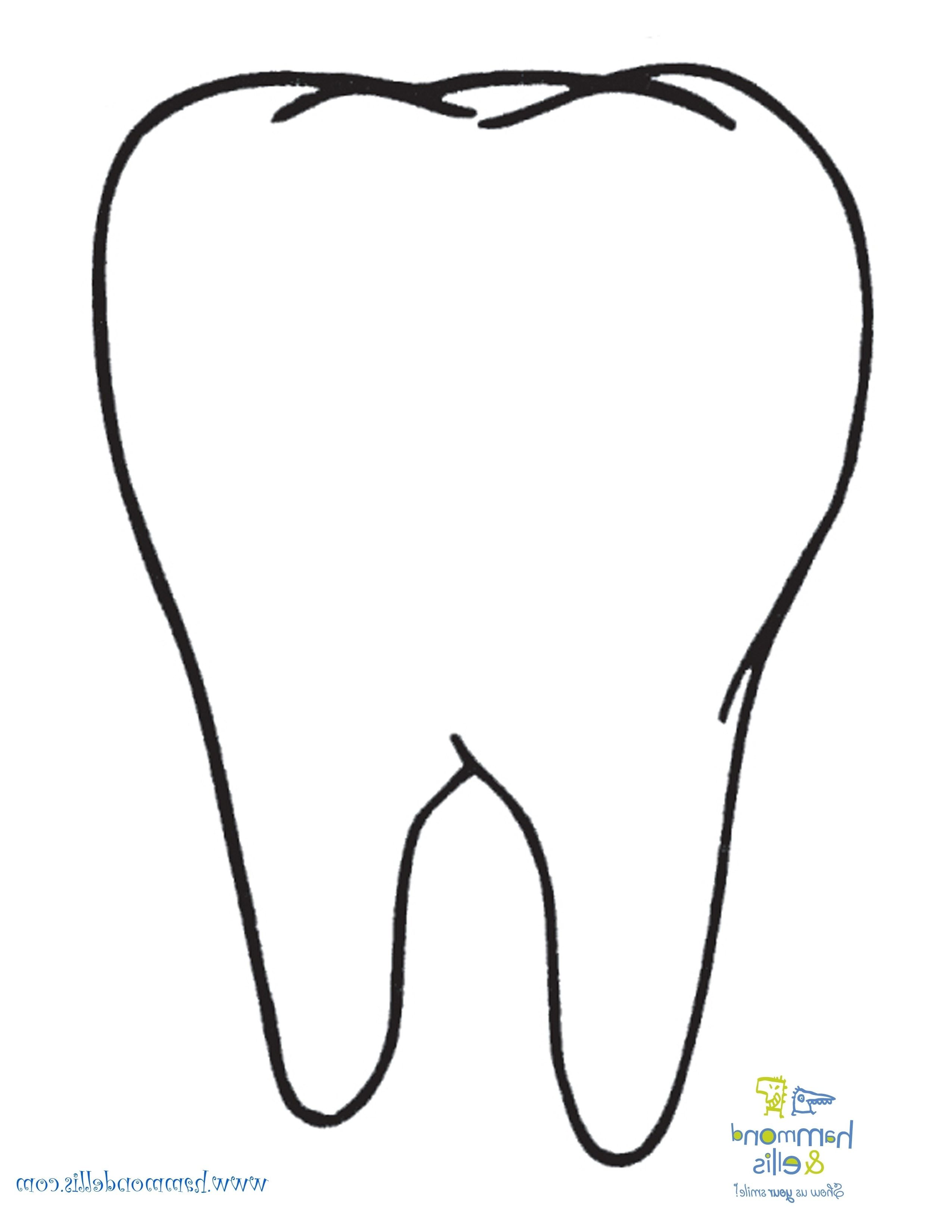 Tooth Coloring Coloring Page Coloring Pages Teeth