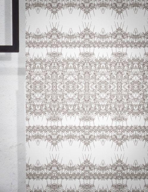 Unique Artist Made Designer Wallpaper