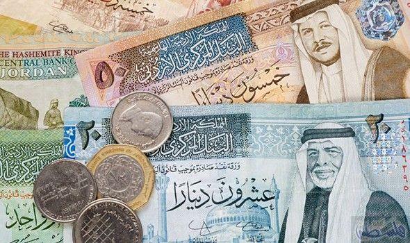 تعرف علي سعر الدينار الاردني مقابل الجنية المصري الثلاثاء Coins Jordans Bank Notes
