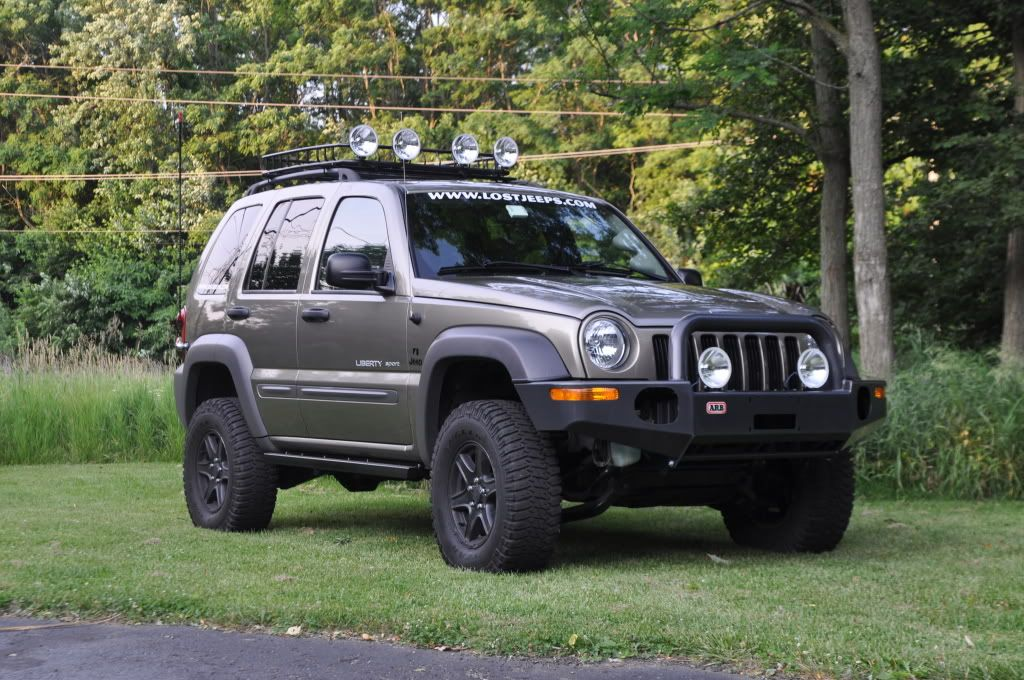 Zoom In Real Dimensions 1024 X 680 Jeep Liberty Sport Lifted
