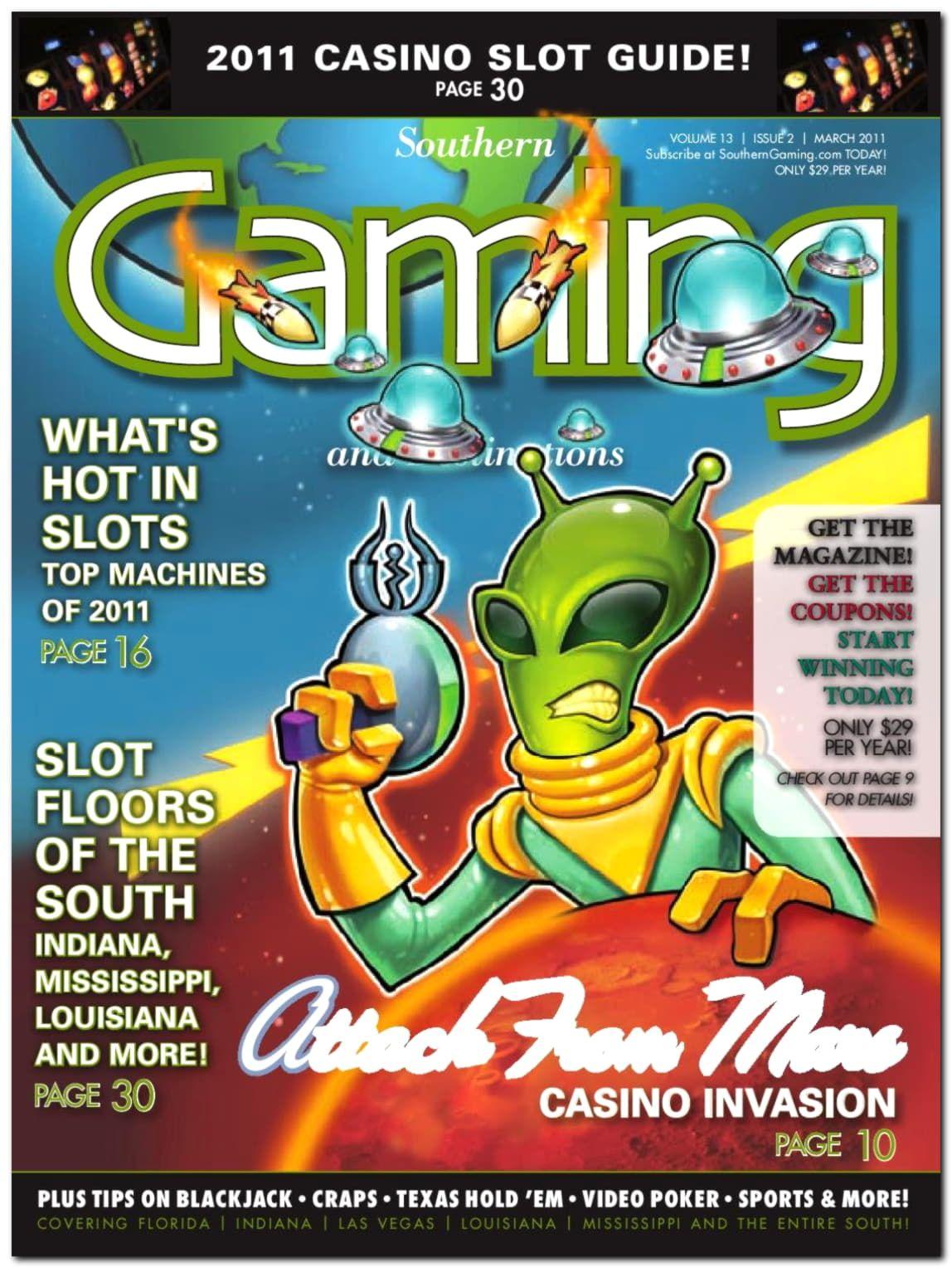 Slot Gaming Magazines