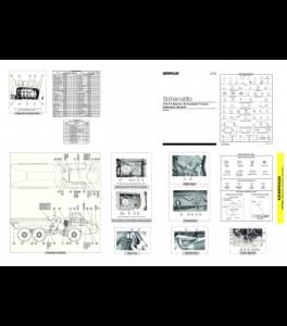 Best download cat caterpillar hydraulic schematic 740 t3