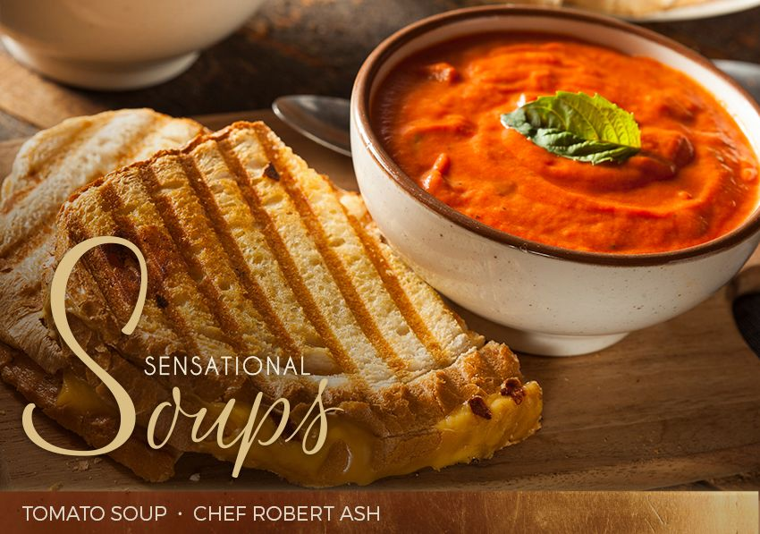 In Celebration Of National Homemade Soup Day On February 4 Omni S
