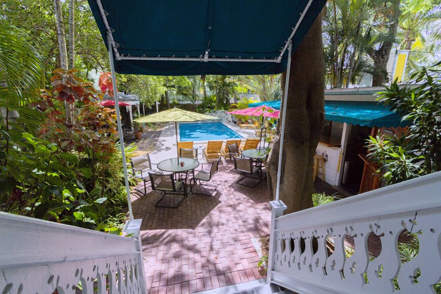 Key West Guesthouse With Images Key West Bed And Breakfast