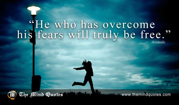 Aristotle Quotes on Fear and Freedom | Fear quotes ...