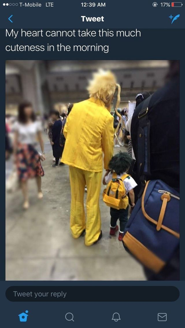 Photo of All the best and little Midoriya cosplay
