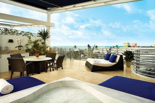 South Beach Z Ocean Hotel In Miami Beach Mobile Site Crowne