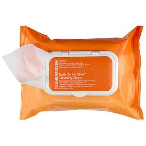 Pure glow facial cleansing cushions
