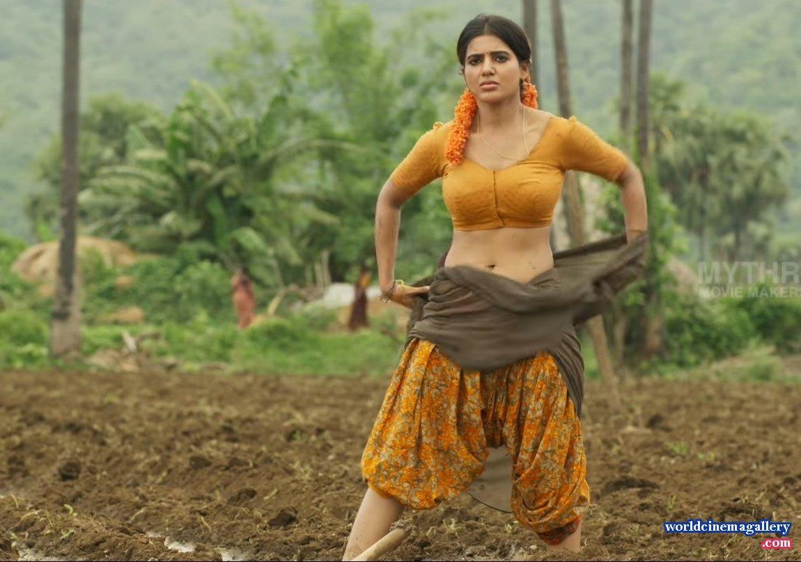 Samantha Hot Stills At Rangasthalam Movie in 2019 | 6 ...