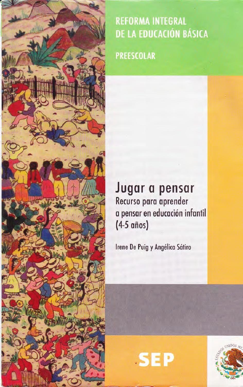 56409 Pdf Juegos De Pensar Para Ninos Libros