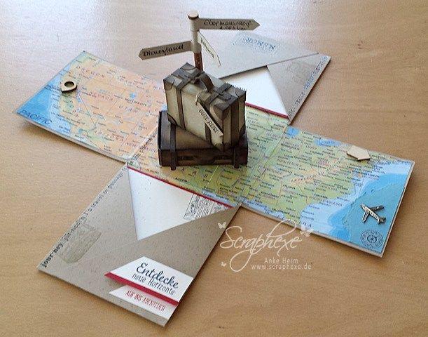 Geldgeschenke Verpacken Usa Reise Beste Geschenk Website Foto Blog