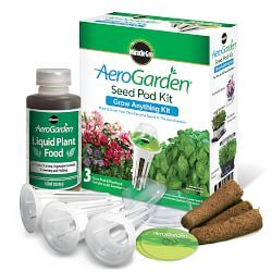 Aerogarden 3 Pod Grow Anything Seed Kit In 2019 400 x 300