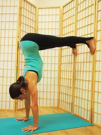 scorpion pose how to  tips for hardest yoga move  hard