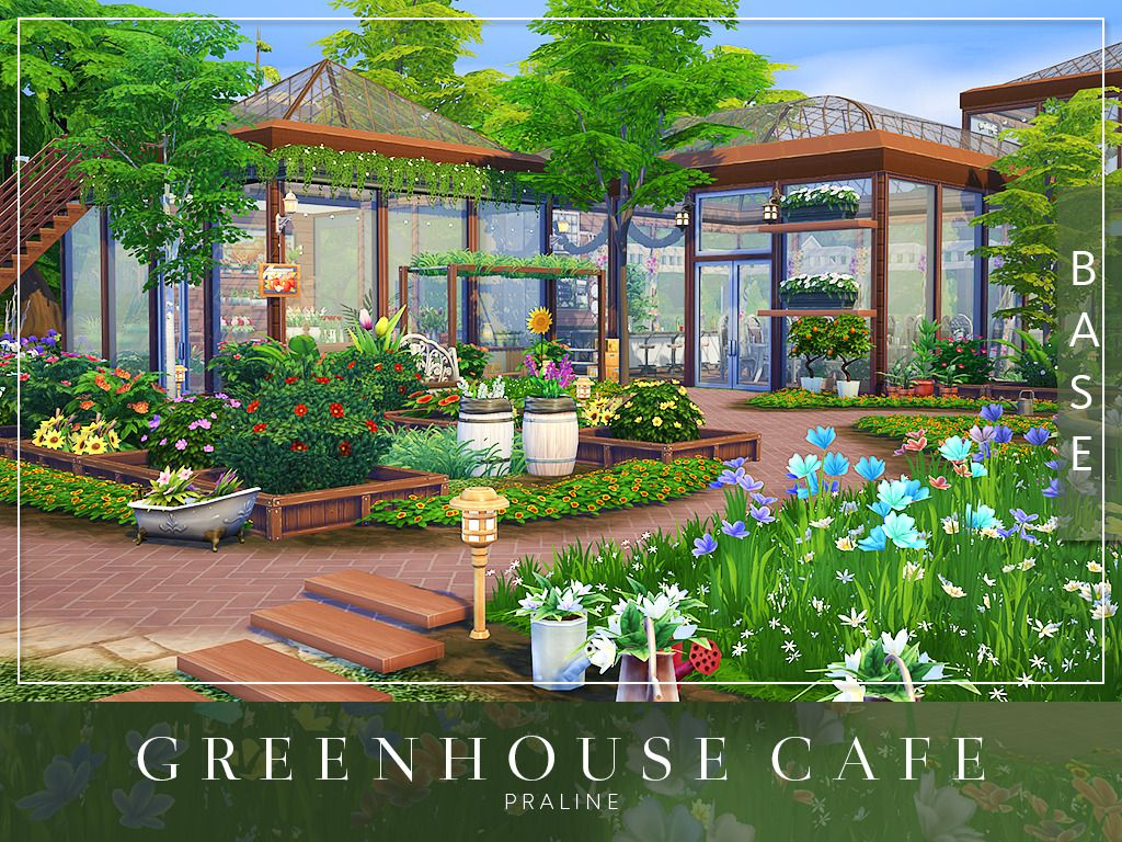 C R O S S Greenhouse Cafe Download Base Game No Cc With