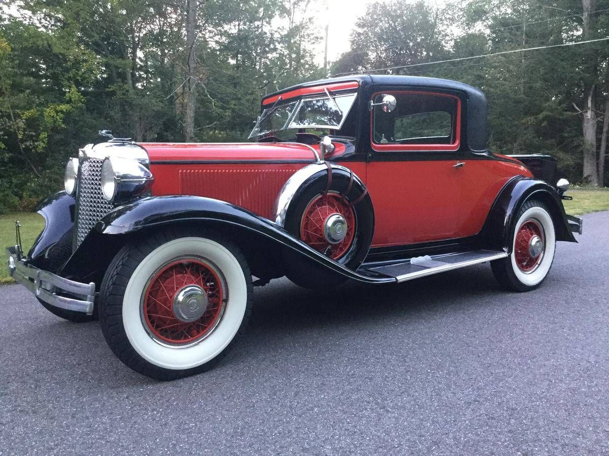 1931 Chrysler C8 | Old Rides 6 | Pinterest | Vehicle and Cars