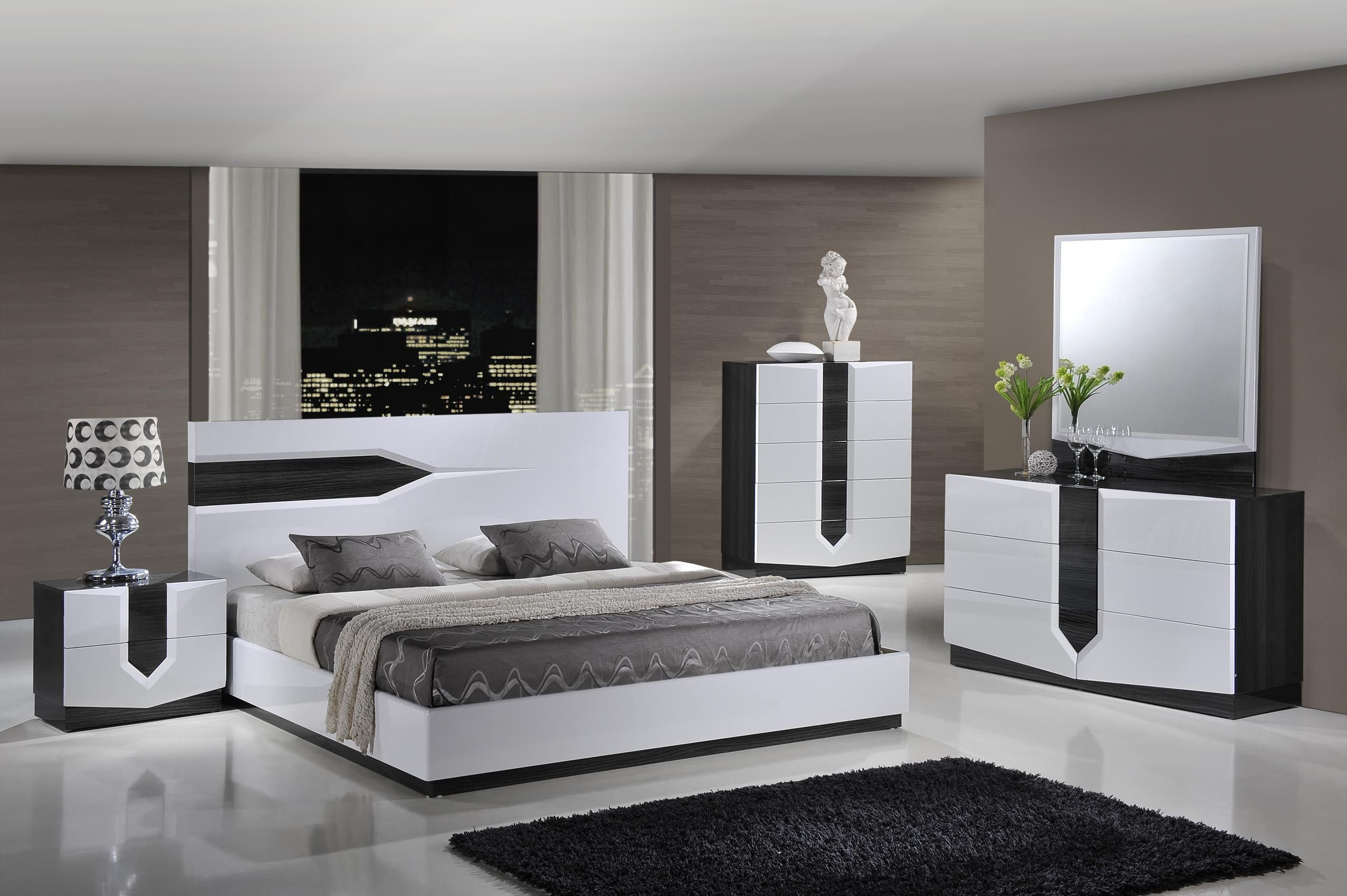White gloss and oak bedroom furniture white bedroom pinterest