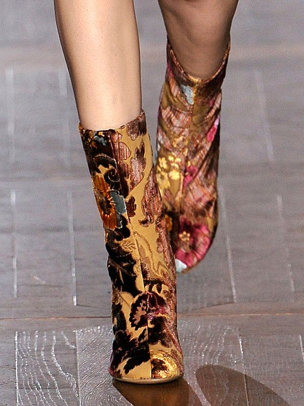 Stella McCartney's Richly Embroidered Boots - NYTimes.com