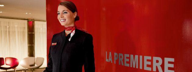 Salon La Premiere Air France First Class Lounge Air France