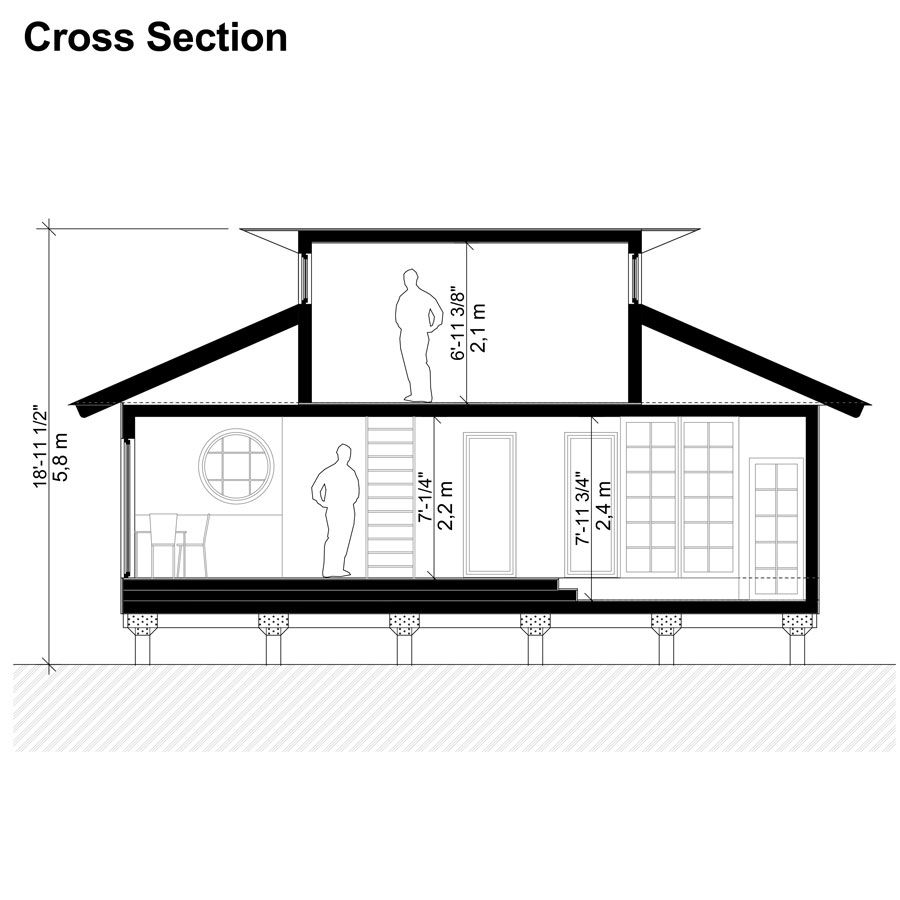 Japanese Small House Plans