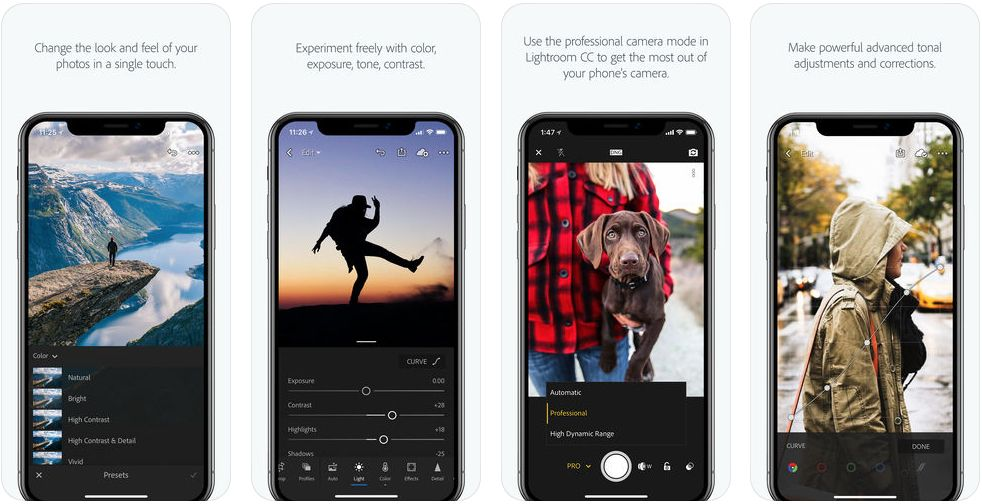 How To Install Mobile Lightroom Presets