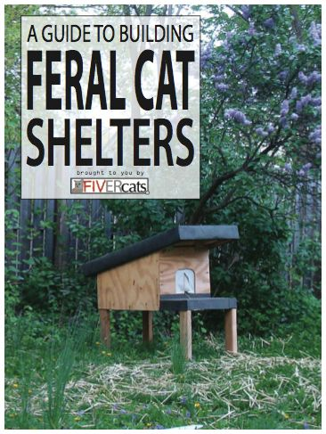 Outdoor cat houses  Feral cat house and Outdoor cats on Pinterest