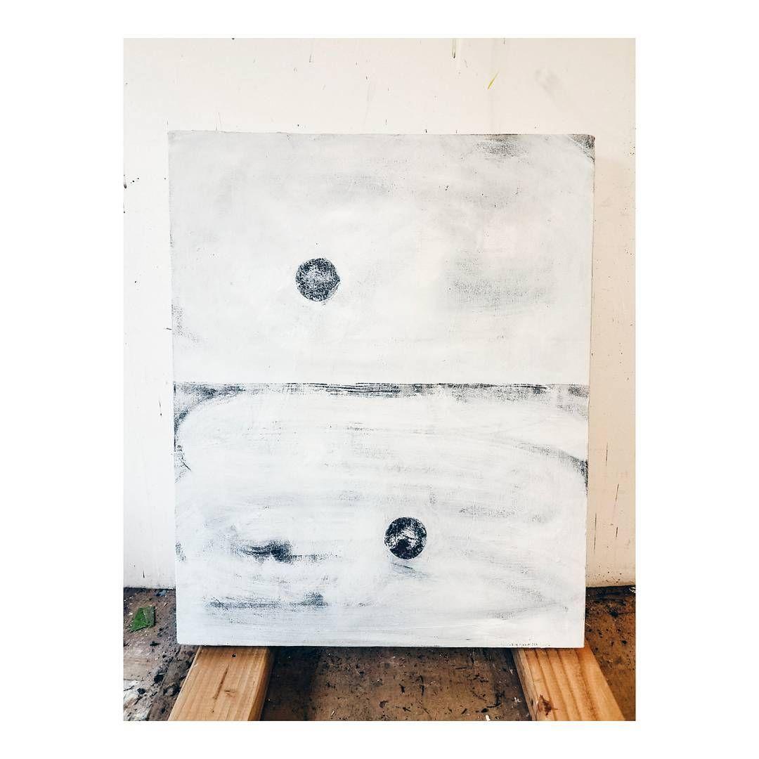 no name. • • • wip painting drawing art studio