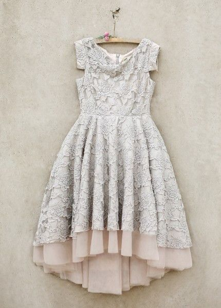 5c9d0e72367bd Joyfolie Jacqueline in Silver Peony *RENTAL* | Trendy Kids | Dresses ...