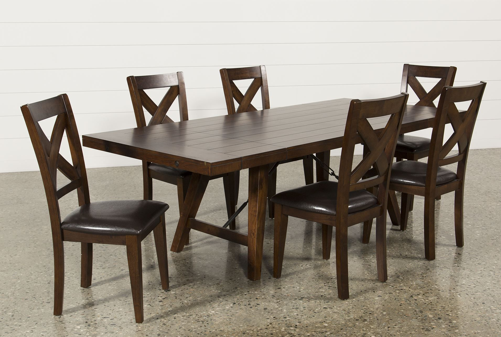 Best Malcolm 7 Piece Dining Set 360 Dining Room Sets 640 x 480