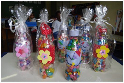 Sorpresas Para Ni 241 Os Con Botellas Pl 225 Sticas Party