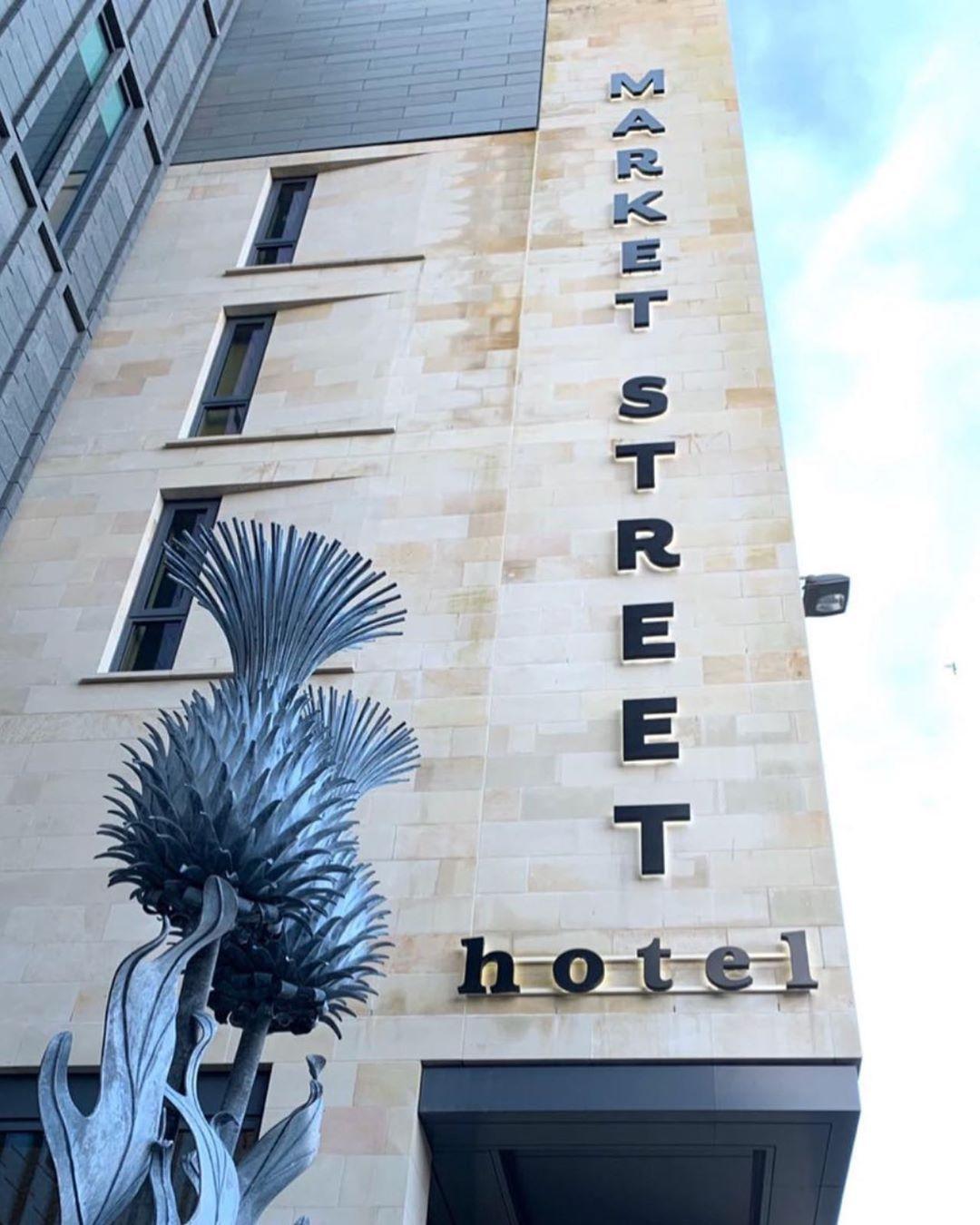 "Market Street hotel on Instagram: ""Patiently waiting to see you again ❤️. #visitedinburgh #visitscotland #visitbritain #designhotel #staycation #thisisedinburgh"""