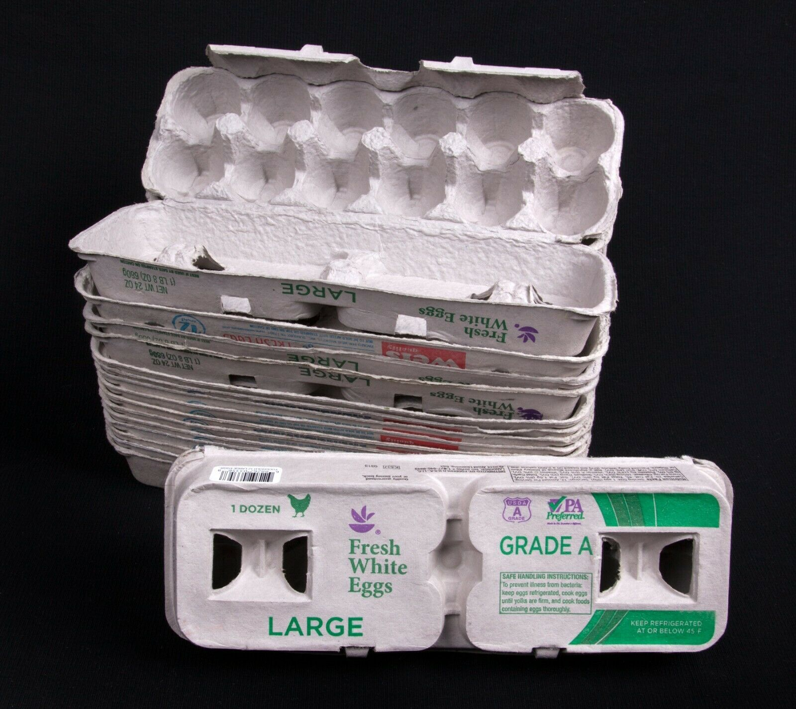 Details About Buy 15 Get 2 Free Empty Egg Cartons Dozen Cardboard Crafts Seed Starting Plants In 2020 Egg Carton Cardboard Crafts Crafts