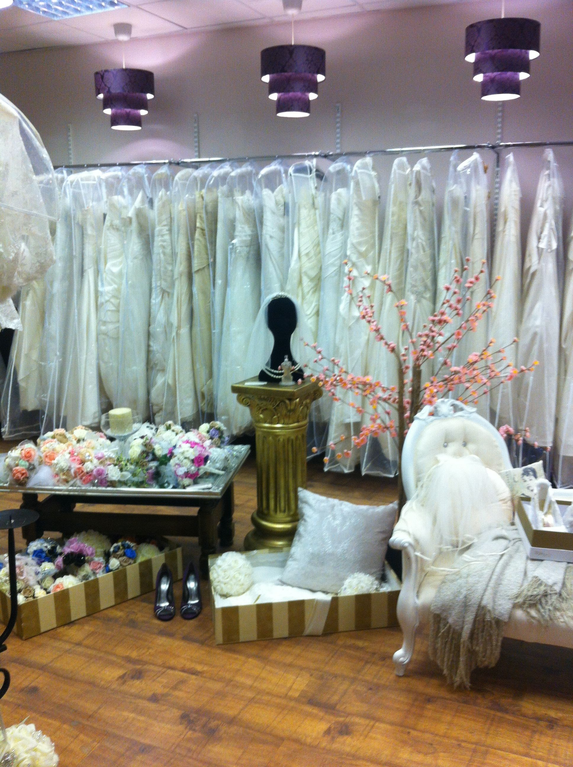 Gothic Window Display #2 Victoria Rogerson Wedding Dress Outlet ...