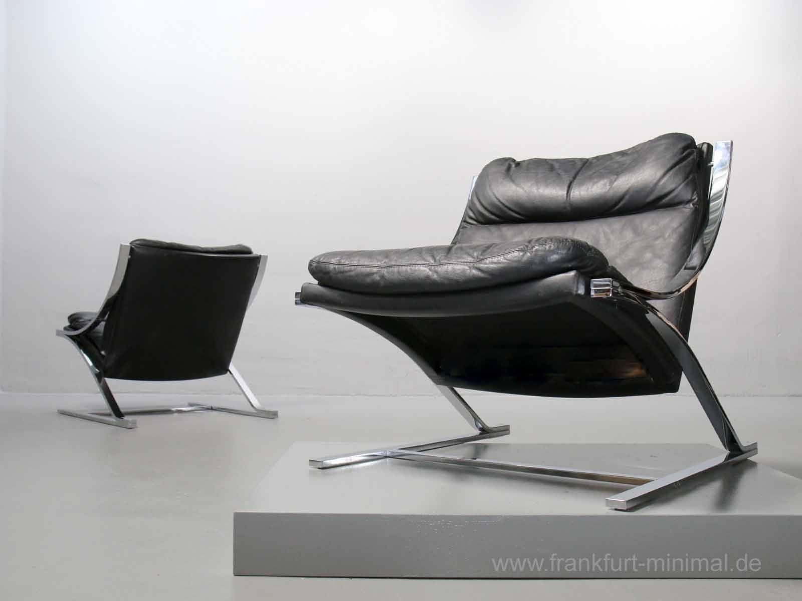 Paul Tuttle Zeta Chair Straessle In 2020 Vintage Mobel Stuhle Designklassiker