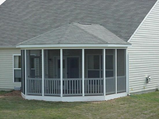 Re Screen Porch Repairs Contractors Replace Cost | Install ... | Patio  Screening | Pinterest | Patio Roof, Patios And Porch