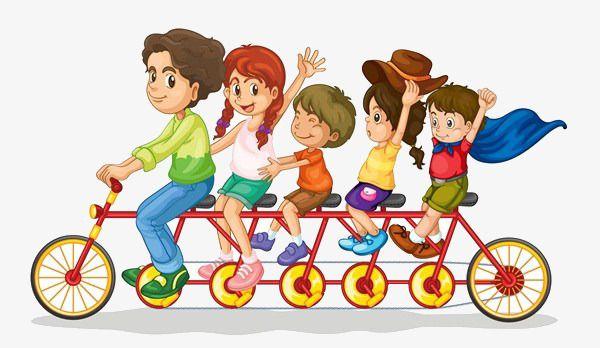 شخصيات كرتونية ركوب الدراجة Happy Friendship Day Images Friendship Wallpaper Happy Friendship Day