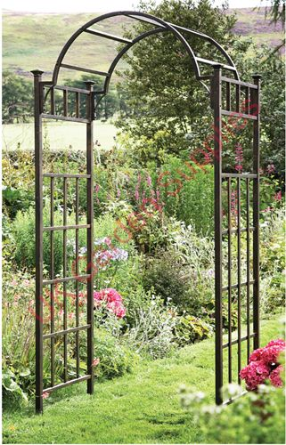 Heavy Duty Garden Arch Mackintosh