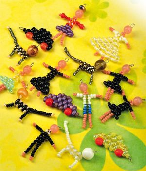 Twin beads projects